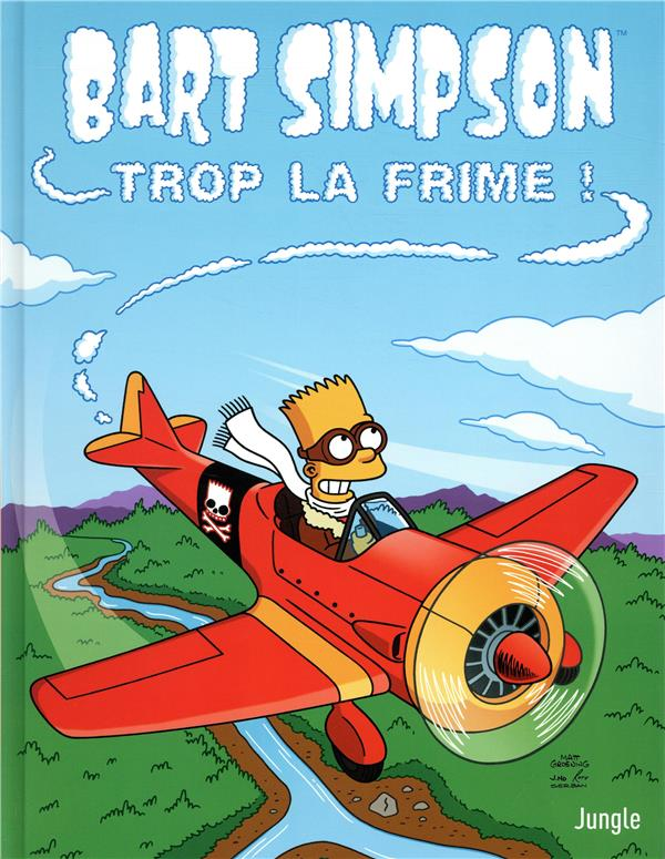 BART SIMPSON T17  CASTERMAN